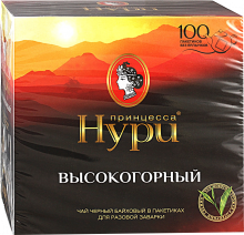 Чай Нури 100 пакетов